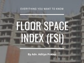 Floor Space Index (FSI)